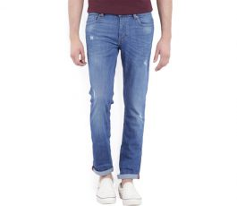 Benetton Skinny Men's Blue Jeans